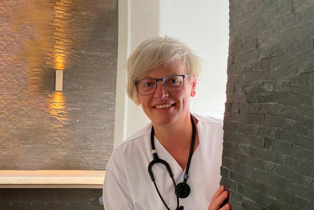 Hausarzt Selsingen - Venjakob - Portrait von Anna Katharina Röchert