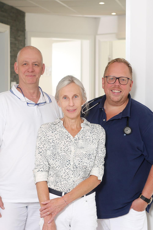 Hausarzt Selsingen - Venjakob - unser Ärzteteam