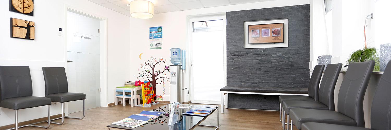 Hausarzt Selsingen - Venjakob - Wartezimmer der Praxis